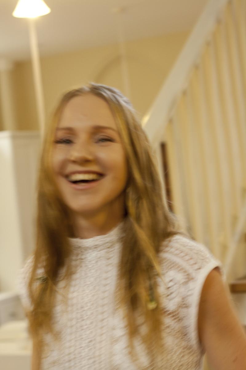 Blurred happy 2