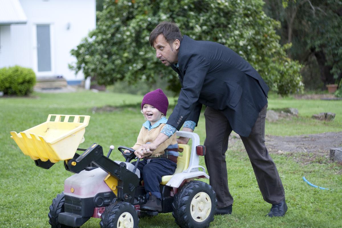 IMG_8117 Lennox on tractor